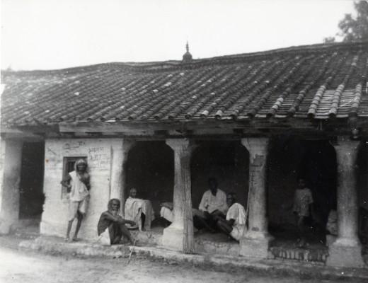 Sir Martin visits an Indian  village (Chadrika's house)